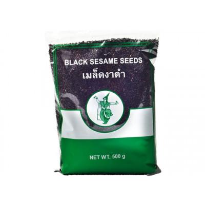Sesamfrø - Sorte - 500 gram