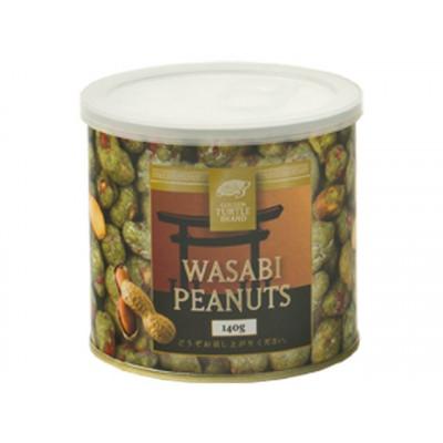 Wasabi Snack - Wasabi overtrukkede peanuts - GT 140 gram