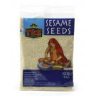 Sesamfrø - Hvide - 100 gram