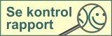 Se kontrolrapport